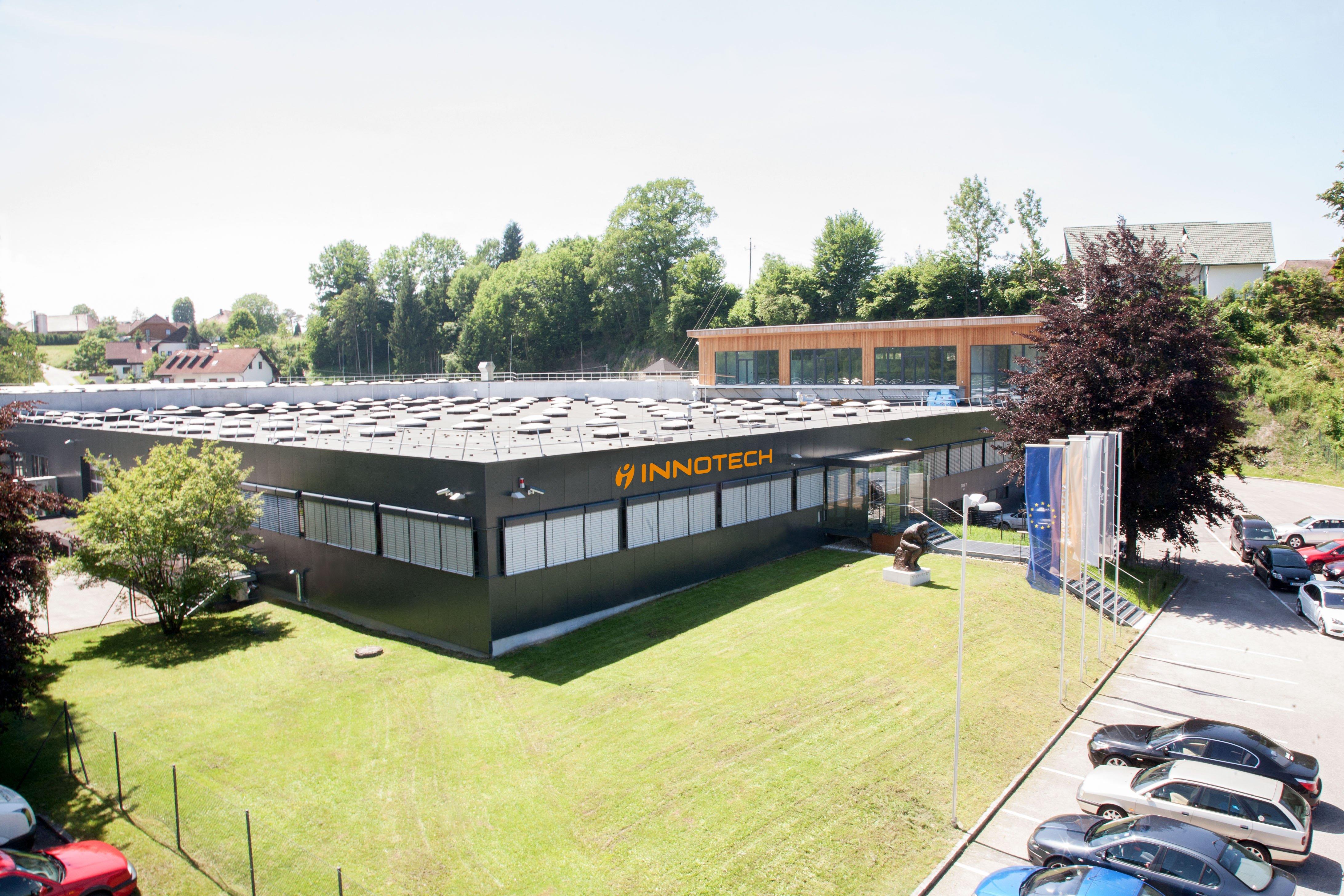 Contacts INNOTECH - INNOTECH Arbeitsschutz GmbH